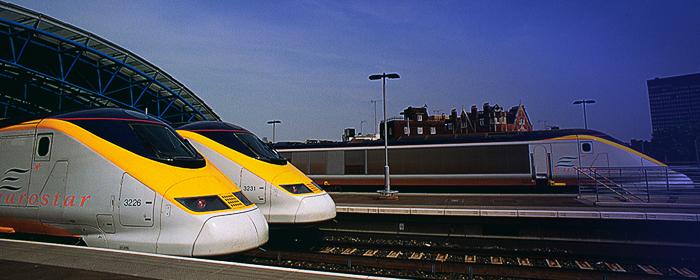 Continental Eléctrica - Mercado Ferroviario