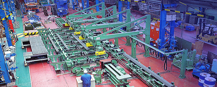 Continental Eléctrica - Mercado industrial